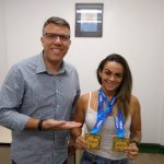Maysa Ladislau é campeã no Rio International Open